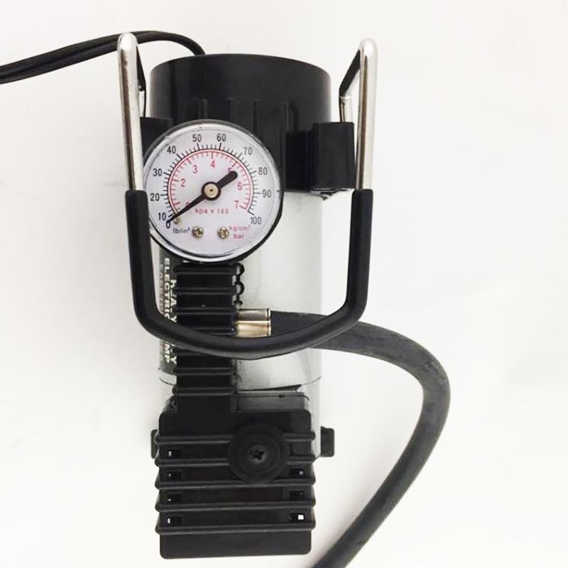 Професионален компактен авто компресор за гуми TORNADO 1420