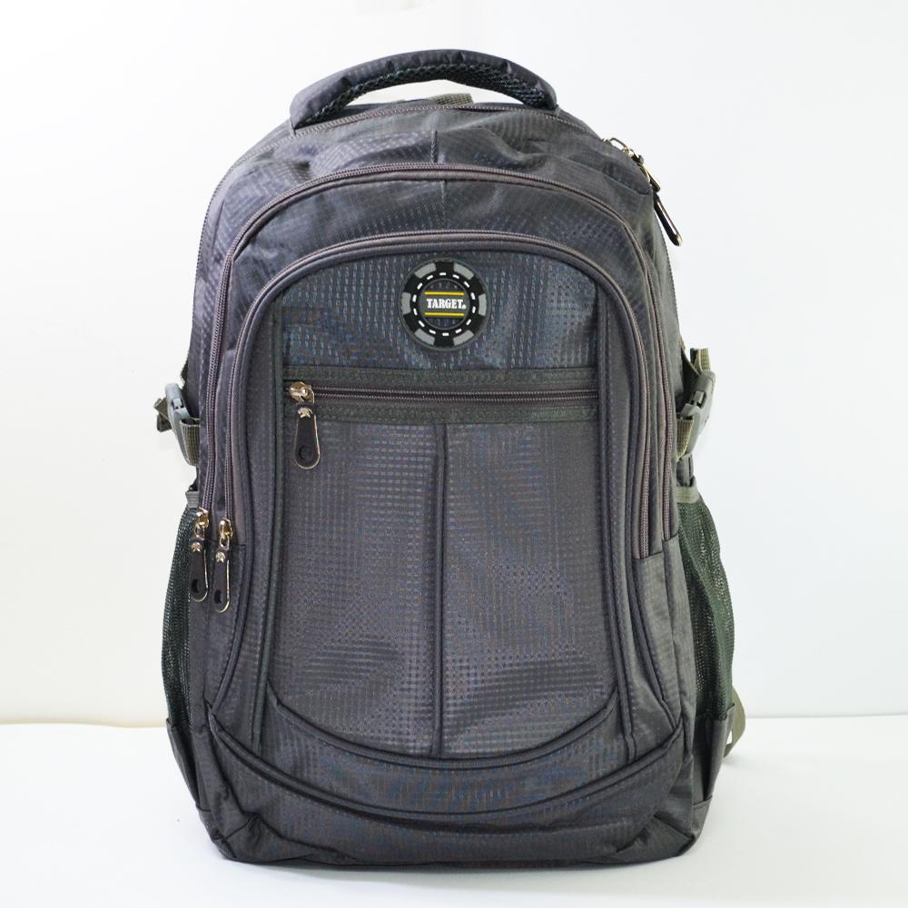 Разпродажба: висок клас туристическа / ученическа /спортна раница TARGET 7203 GREY, среден