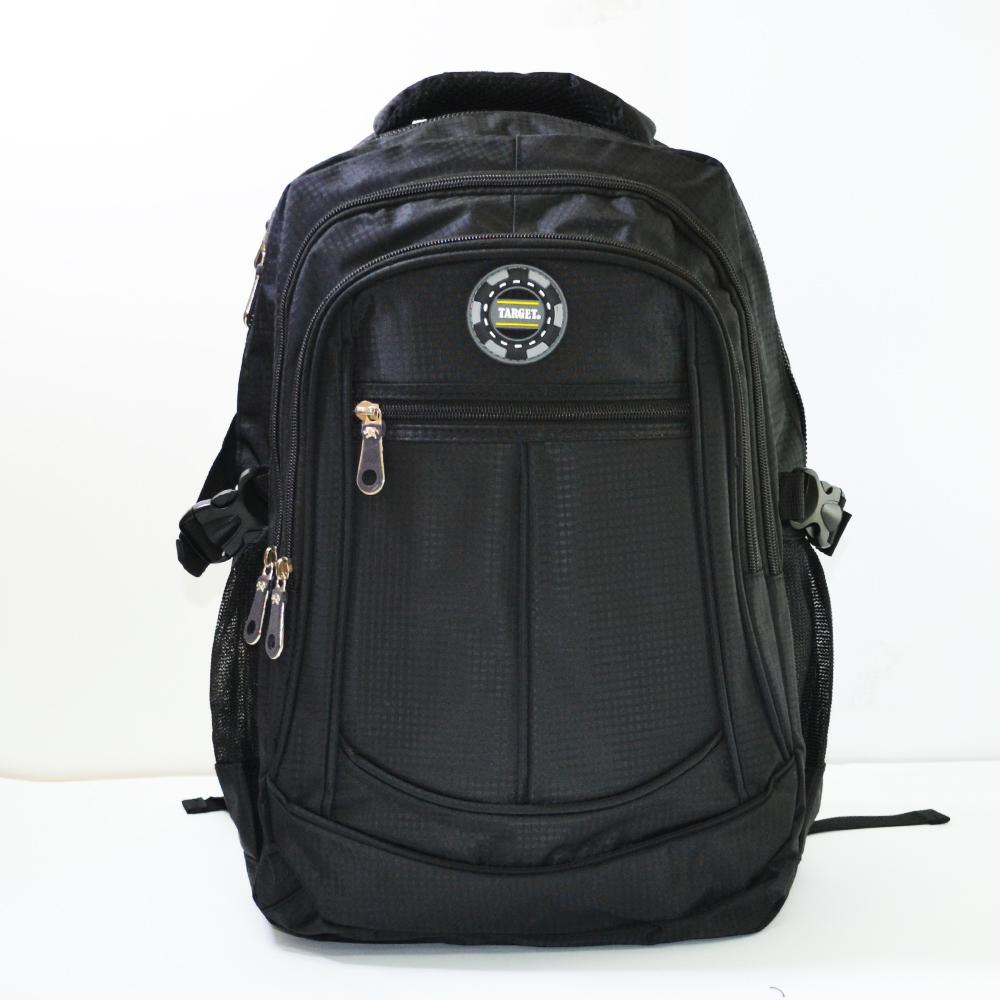 Разпродажба: висок клас туристическа / ученическа / спортна раница TARGET 7203 BLACK