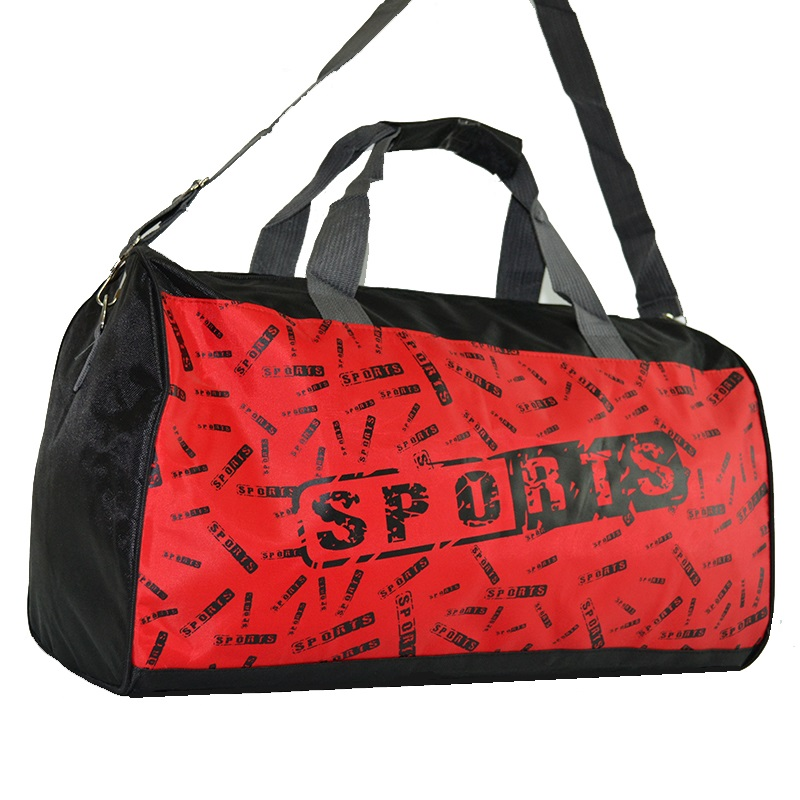 Спортен сак с среден размер SANTA SPORT 7-61 RED,  48 x 26 x 22 см