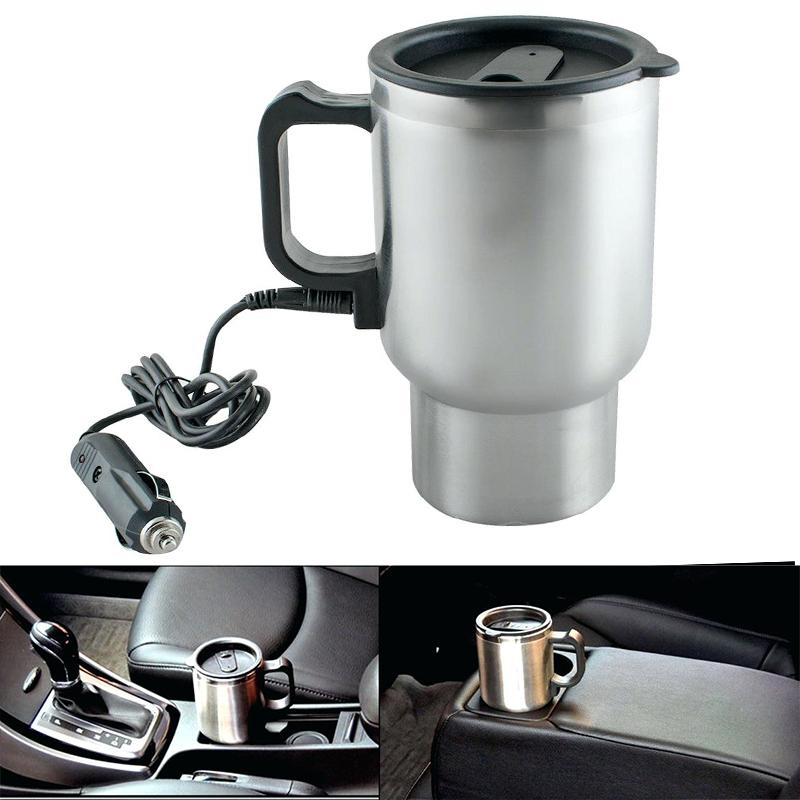 Термo чаша, която затопля и поддържа топли напитки, кафе чай, супа PLIGinMUG
