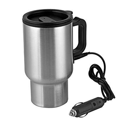 BF SALE: термo чаша, която затопля и поддържа топли напитки, кафе чай, супа PLIG in MUG