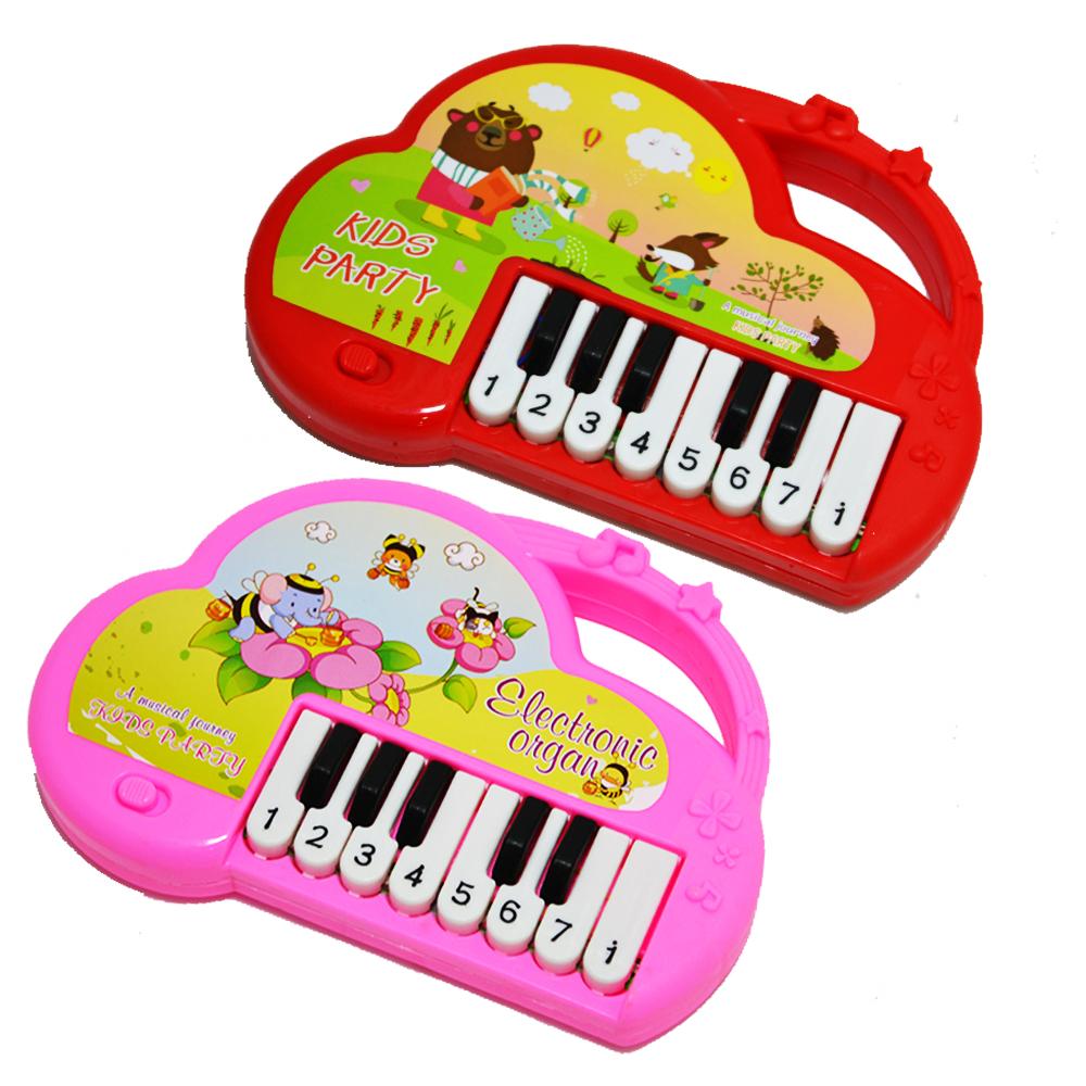 Електронно мини пиано, играчка за малчуганите, 2+