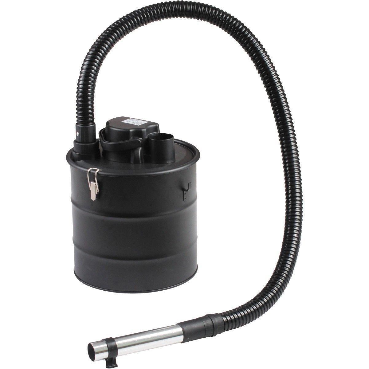 Индустриален тип прахосмукачка за автомобили, студена пепел и едри частици LEMARQUE 3334