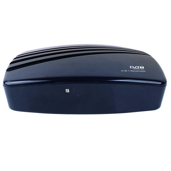 Ефирен цифров тунер DBV-T NEO 2100, с RF модулатор и за най-старите модели телевизори