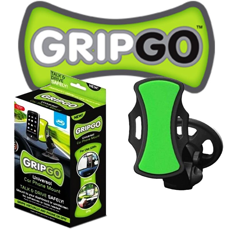 РАЗПРОДАЖБА: сигурна вакуумна нано авто стойка за телефон GRIPGO с късо рамо