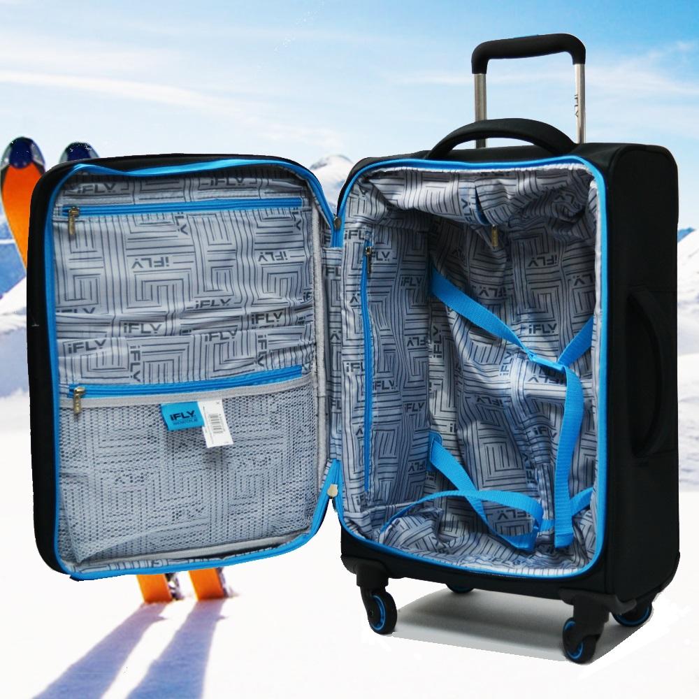 2 броя текстилни супер спинъри iFLY ALPINA Inovation CLUB с разширение, от най-висок клас