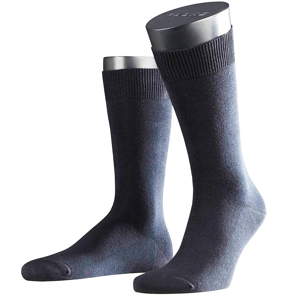 5 чифта мъжки чорапи SONIC Classic Graphite, 40-44 номер. 85% памук, 10% полиамид