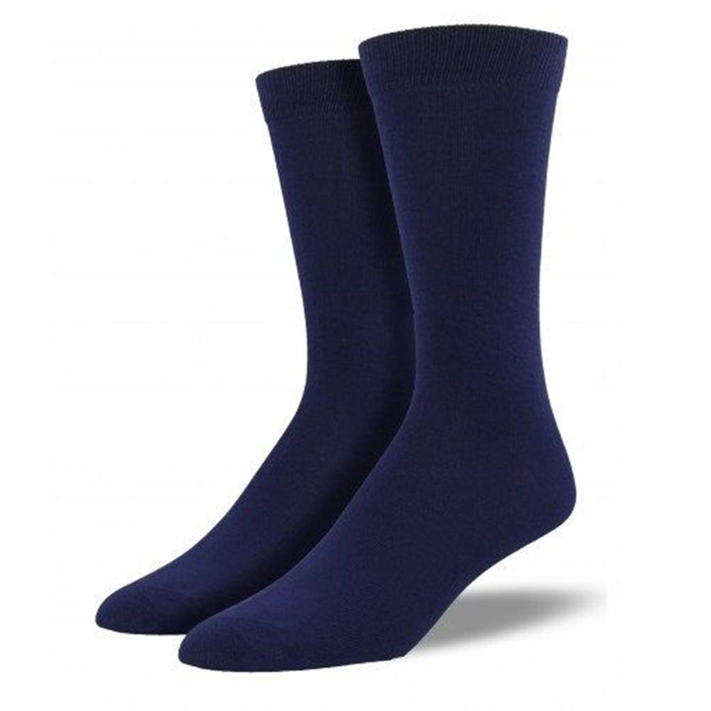 5 чифта мъжки чорапи SONIC Classic BLUE, 40-44 номер. 85% памук, 10% полиамид, 5% еластан