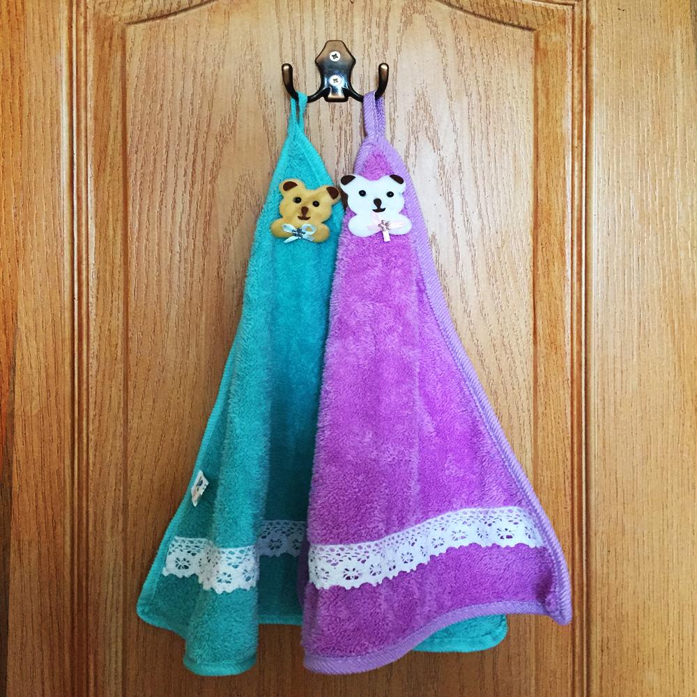 Весела кърпа за ръце и лице HOME COLOR - в случаен произволен цвят