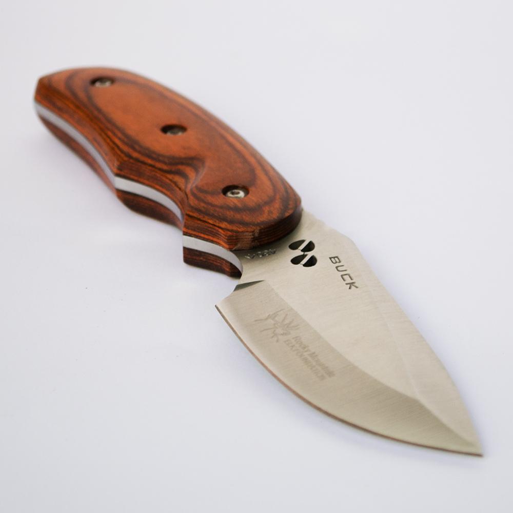 BF SALE: Специален ловен нож BUCK 480 ELK FOUNDATION COMPACT