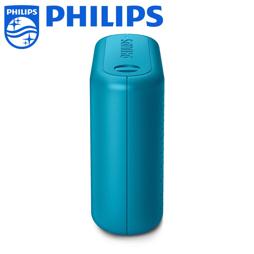 Мощна портативна блутут тонколона PHILIPS BT55A BLUE