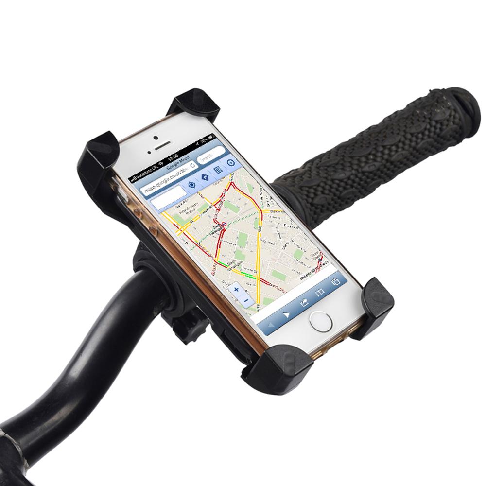 Великолепна вело стойка за телефон / навигация / таблет към кормилото CH-01  2989
