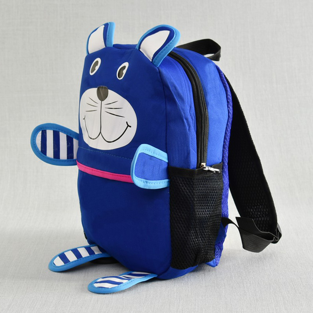 Детска раница Котенце 21088 DARK BLUE