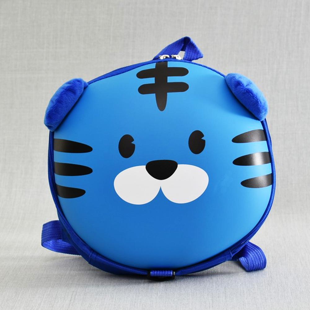 Детска компактна полу-твърда раница ТИГЪР 31489 BLUE TIGER