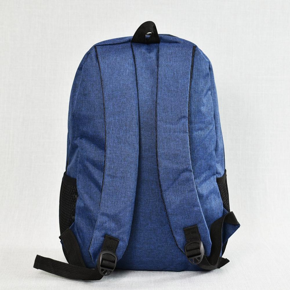 BF SALE: Лека защитена USB раница за лаптоп  JPY START 31590 BLUE