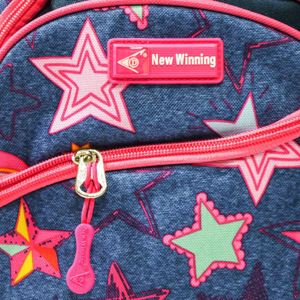 Здрава ученическа раница MARVEL NEW WINNING 3459 MAGIC STARS, 42 см, за туризъм и спорт