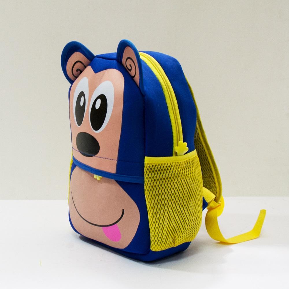 Детска раница Маймунка  BLUE 21181