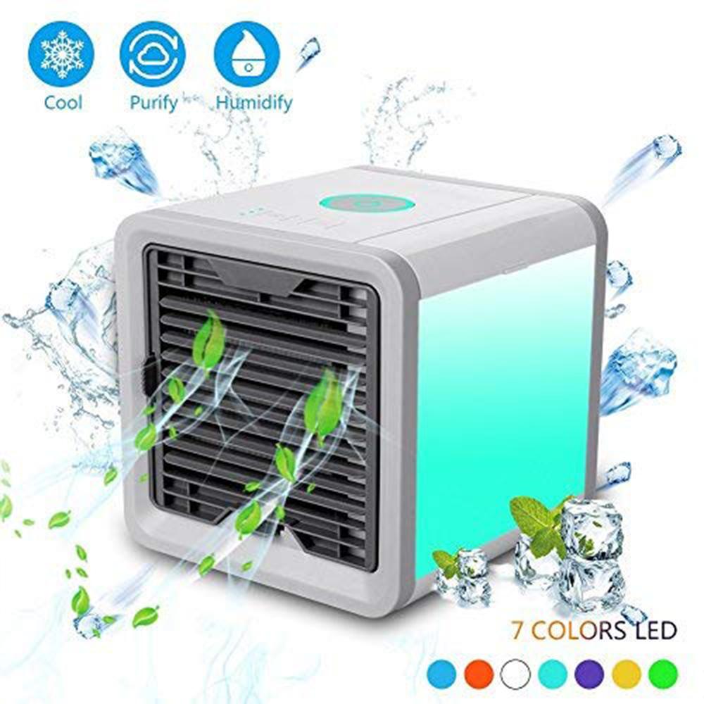 Портативен охладител с вода 3 in 1 ARCTIC COOLER. Охлажда, овлажнява, пречиства въздуха
