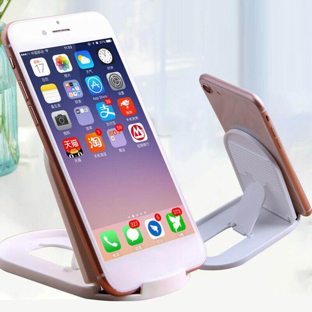 Регулируема стойка за мобилни телефони LUX STAND - настолна