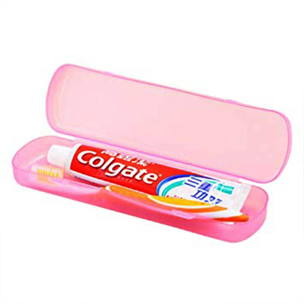 Хигиенна травел кутия за четка и паста за зъби TFS Box BIG