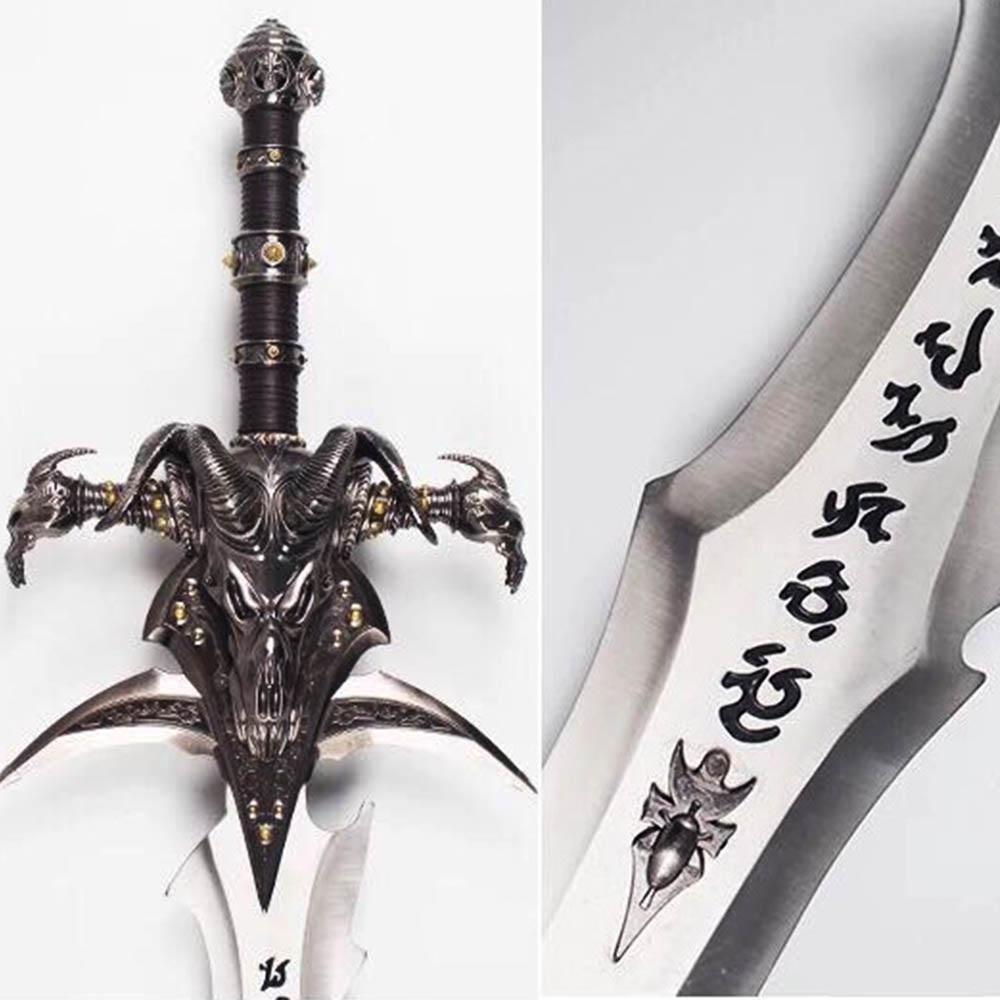 Висок клас екзотичен меч CROM CURSE