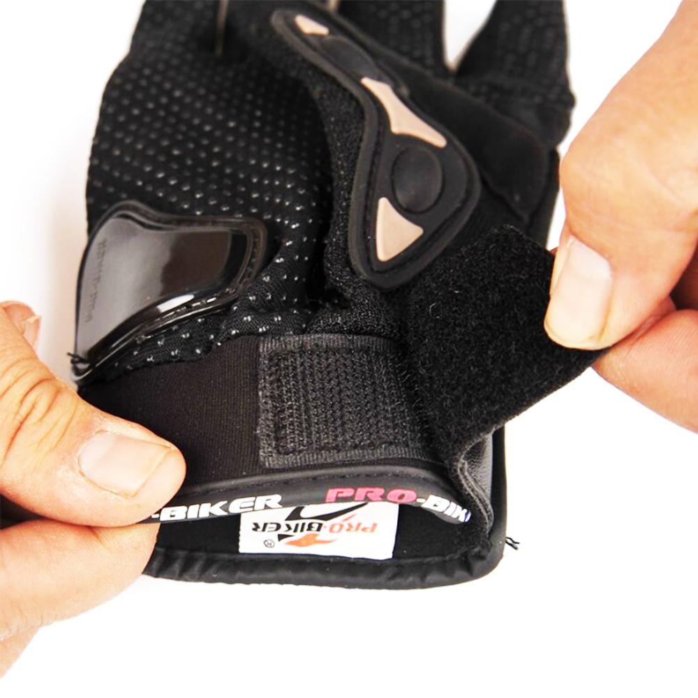 Летни вентилирани мото ръкавици PRO-BIKER MCS-01C, размери M, L, XL, 2XL