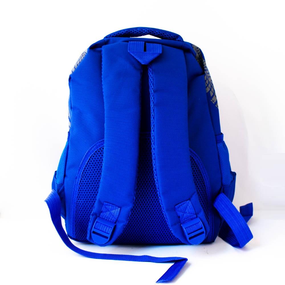 Полу-твърда детска раница SKY BLUE FORMULA, 36 см., 3-8 г.