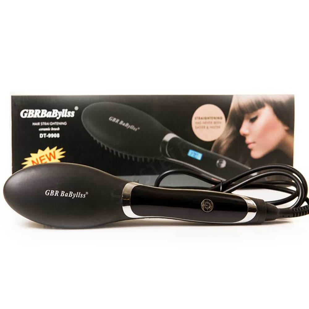 Керамична четка за сушене и изправяне на косата BABYLISS DT9908