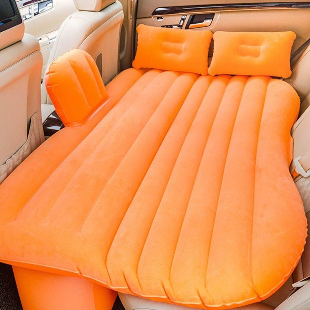 Надуваемо авто легло TRAVEL BED, превръща колата в кемпер
