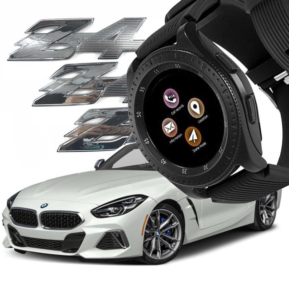 Бизнес клас смарт часовник Z4 BLACK с резервна каишка и всички екстри в класа си
