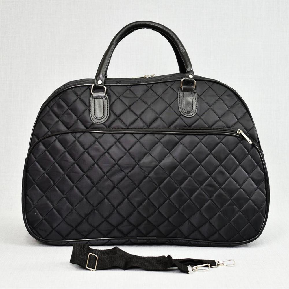 Луксозна пътна чанта LV 41991 BLACK, класен аксесоар за път