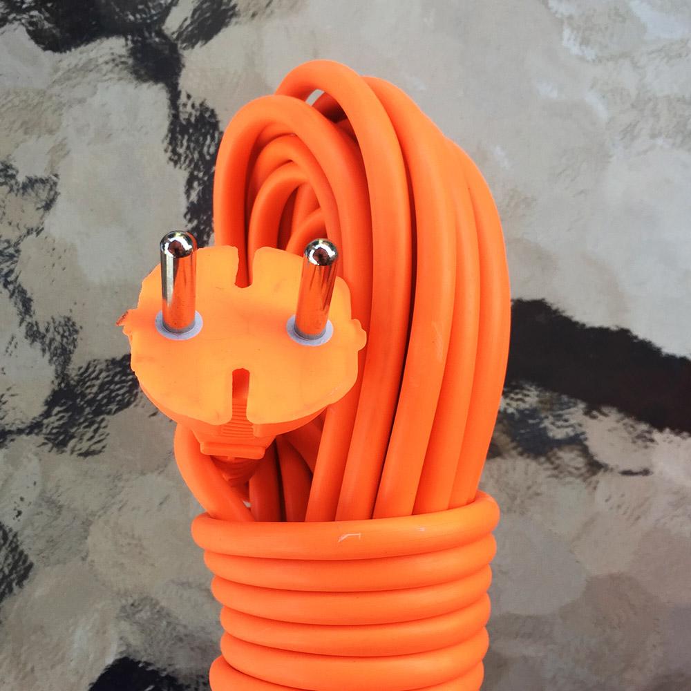 Висококачествена аварийна работна лампа 220V с дълъг 10 м. кабел, №936