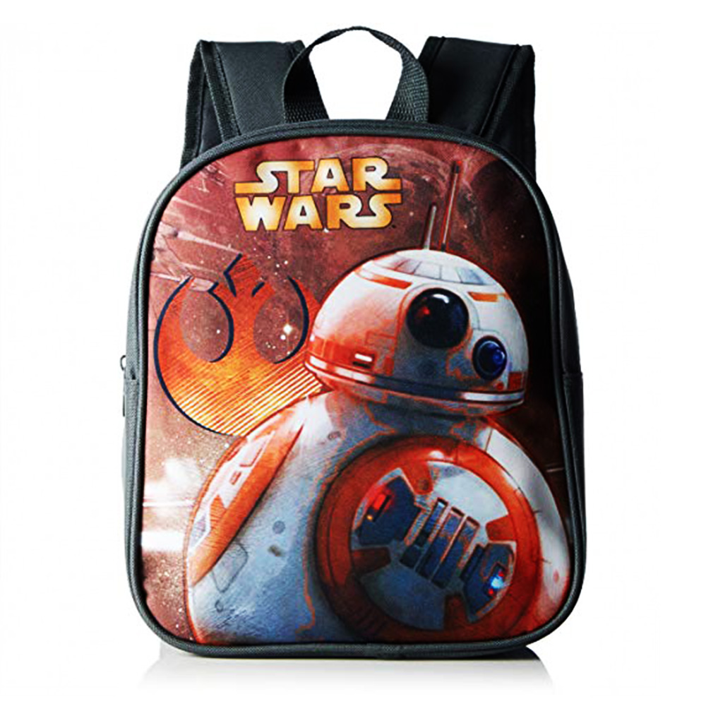 BF SALE: малка детска раница Star Wars R2D2, Disney, полиестер