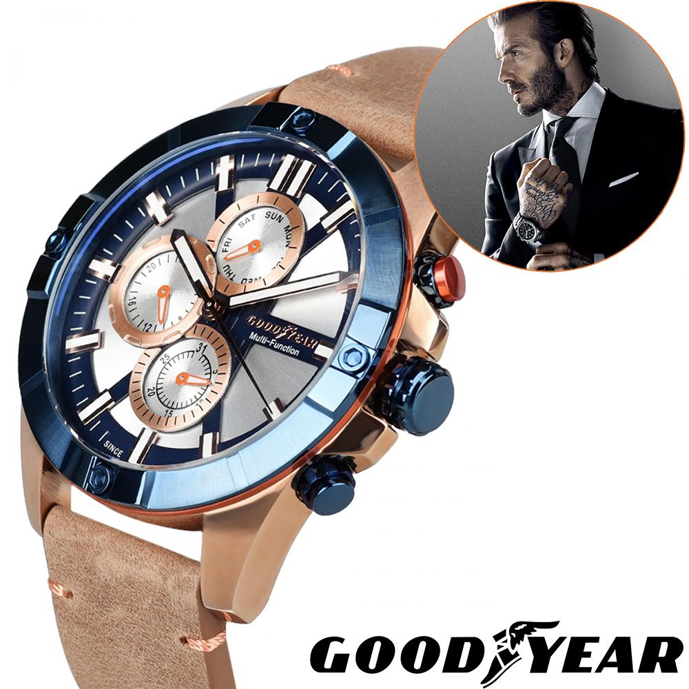 Мъжки часовник Goodyear G.S01217.01.04