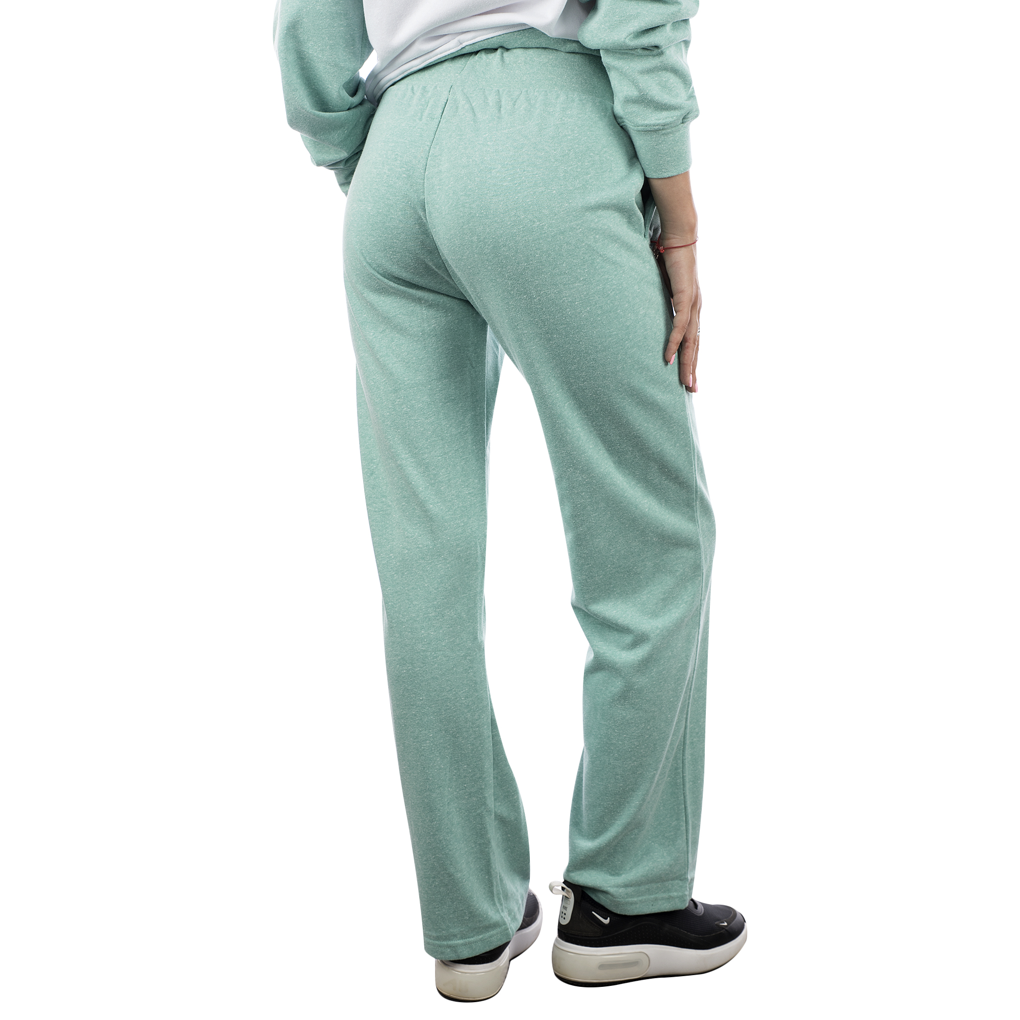 Удобен спортен дамски панталон INTIMUSE 11879, тюркоаз, размер L