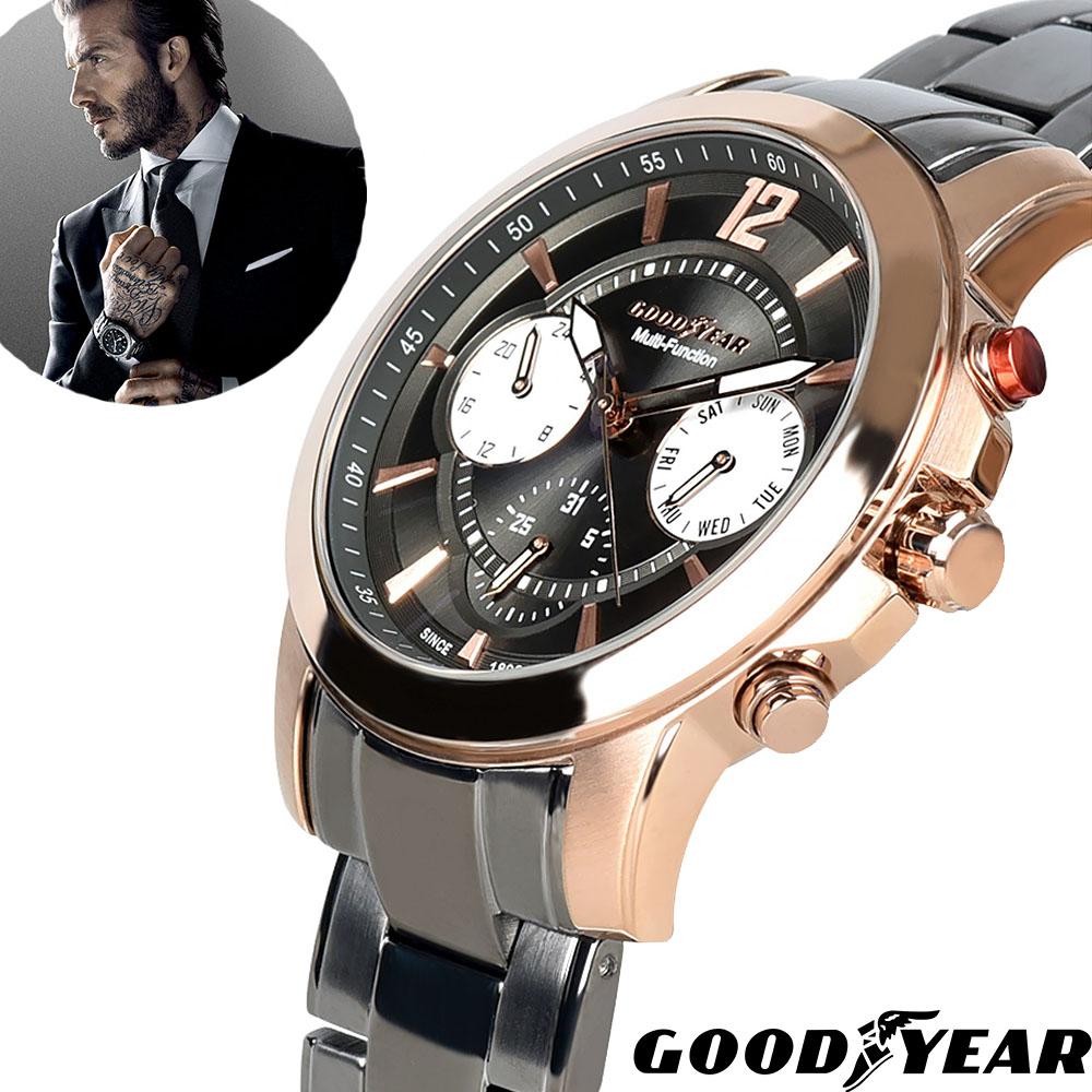 Мъжки Часовник Goodyear G.S01231.01.06