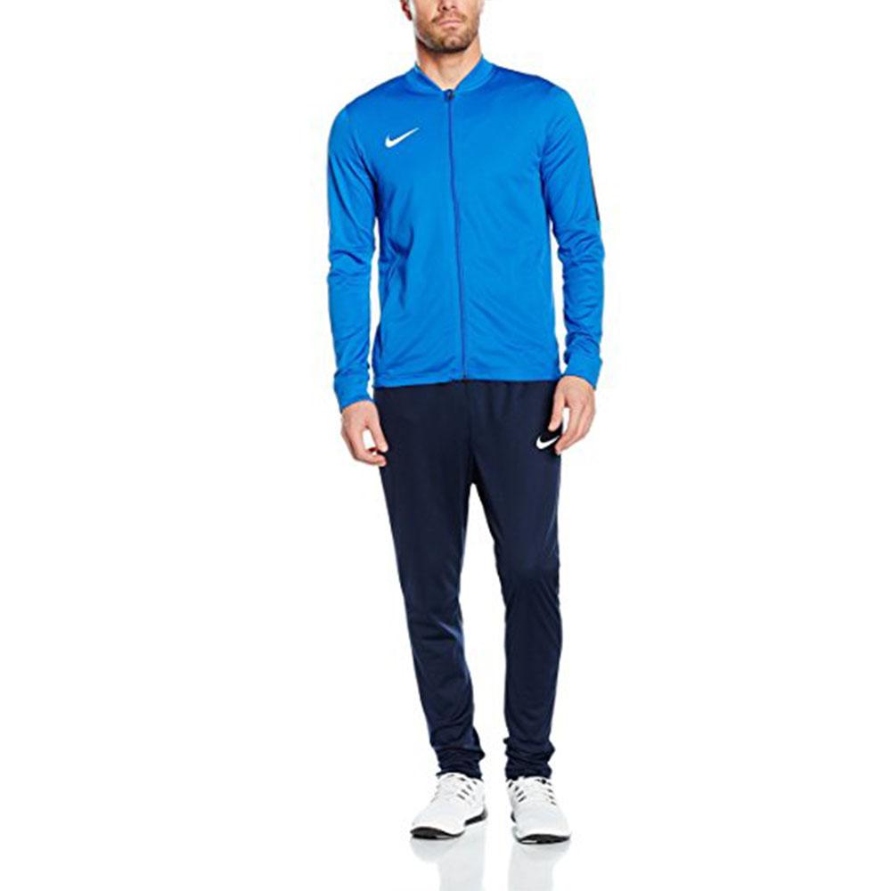 NIKE DRY FIT спортен комплект-висок клас, M размер, светло син