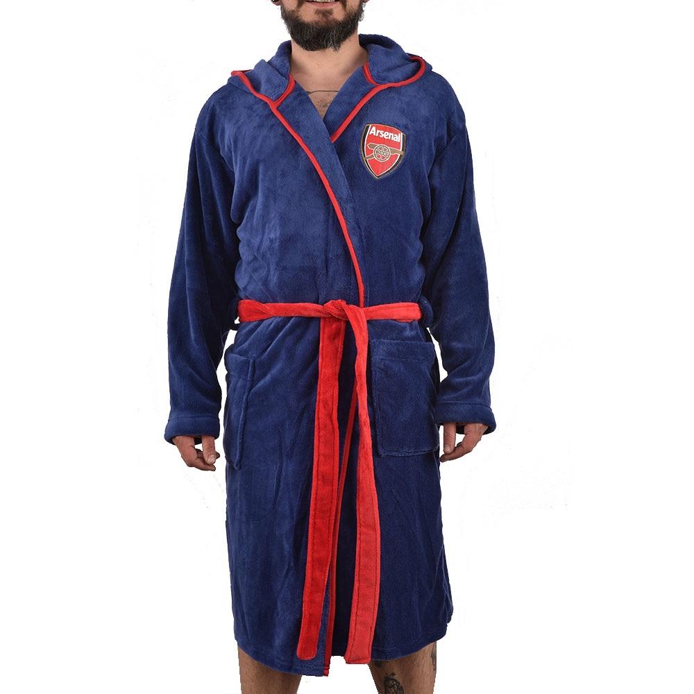 Мъжки халат на Футболен клуб ARSENAL M размер
