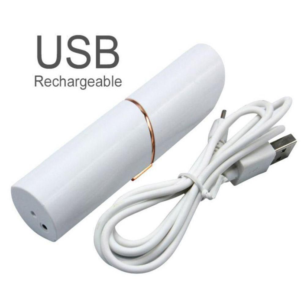 BF SALE: USB тример за лице FLAWLESS, сега с вградена презареждаема батерия и USB кабел