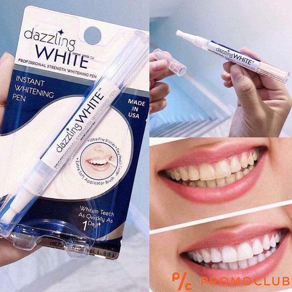 Американска писалка за избелване на зъби Dr. FRESH, ежедневна за 30 дни- бързо и безопасно