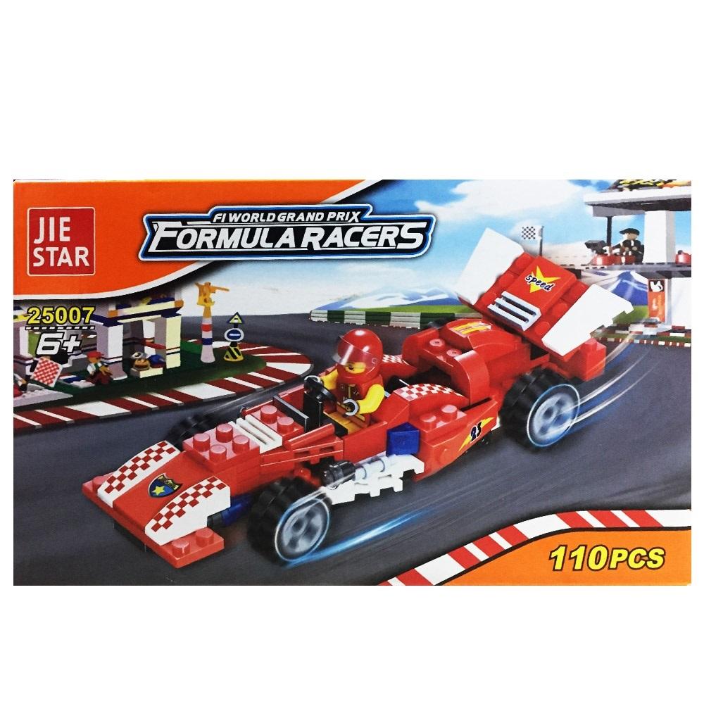 Конструктор FORMULA RACER 5, 110 части, 6+