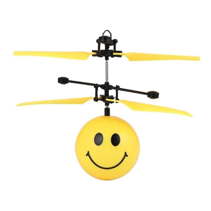 Невероятно летящо човече-топка с вградена батерия, мощни перки и елементарно управление