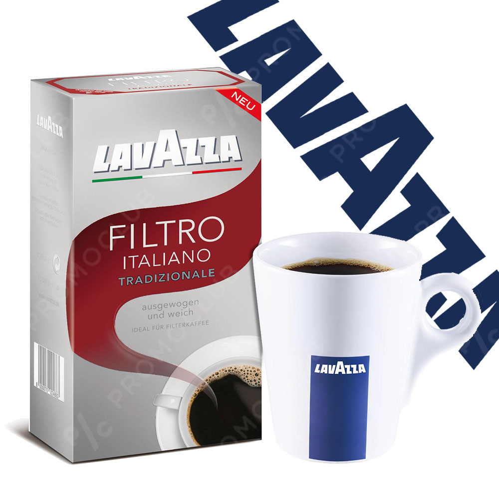 Мляно кафе Lavazza FILTRO Tradizionale, 250 г., традиционно, идеално за филтър машина