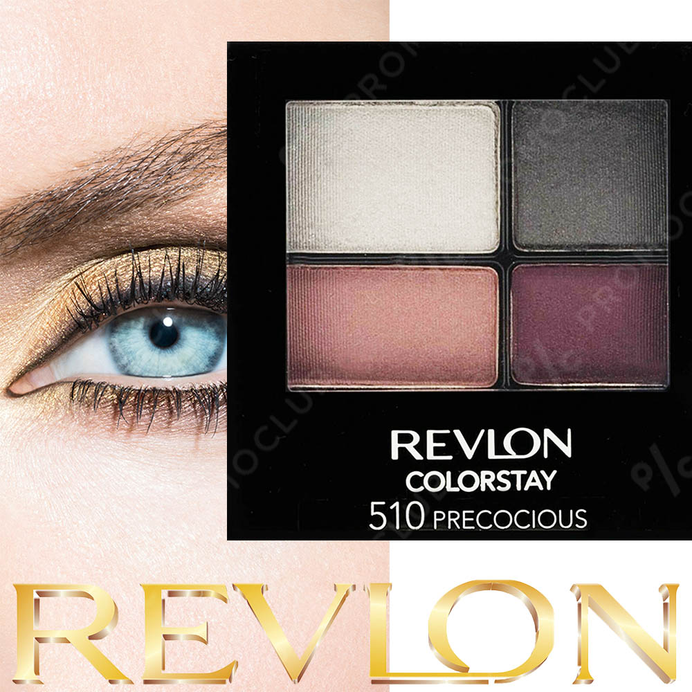 REVLON 510 Precocious четворни сенки за очи