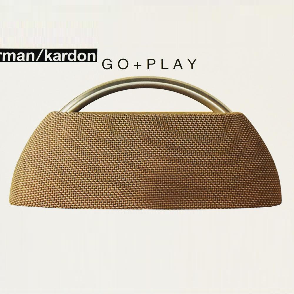 HARMAN  KARDON GO+PLAY HiFi GREY мощна  блутудна тонколона - висококачествена реплика
