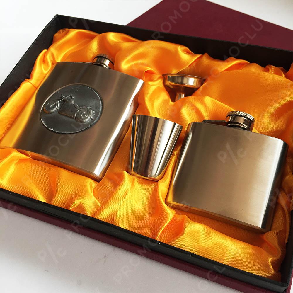 Ювелирен подаръчен комплект YH3 TOUGH MEN, неръждаема стомана, лукс пак