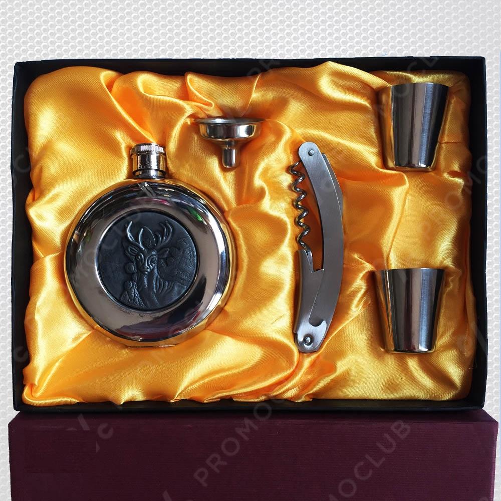 Ювелирен ловен подаръчен комплект YH8 TOUGH MEN, неръждаема стомана, лукс пак