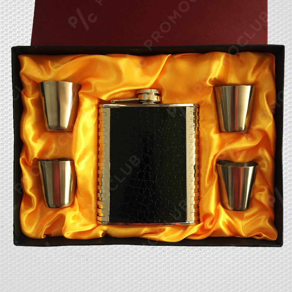 Ювелирен подаръчен комплект YH9 TOUGH MEN, неръждаема стомана, лукс пак