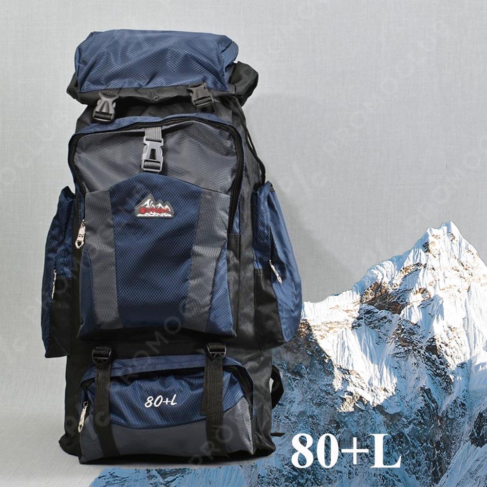 ТОП: Голяма 80-Литрова Туристическа Раница 80L+ 21193 DARK BLUE